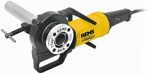 Электрический клупп REMS Амиго с быстросменными головками